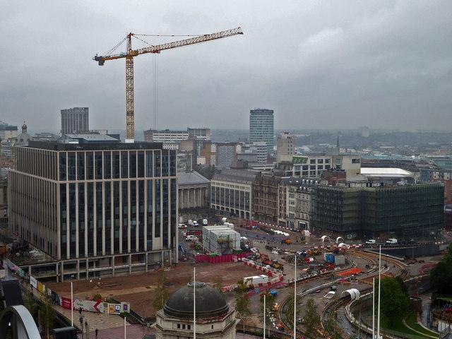 Moda plans second residential tower in Birmingham
