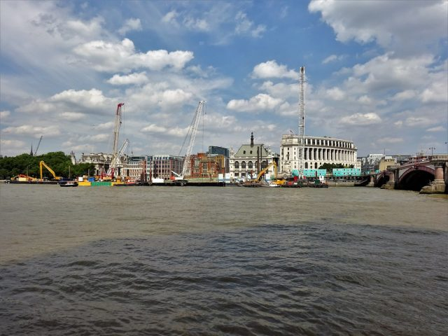 London super sewer project 50% done