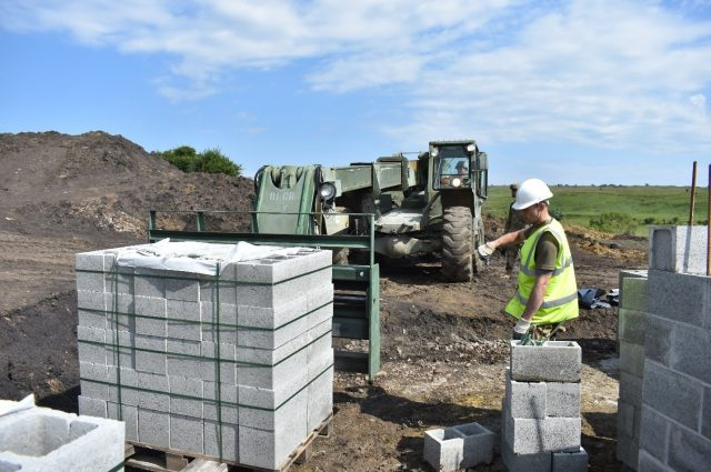 Construction sites to operate despite new restrictions