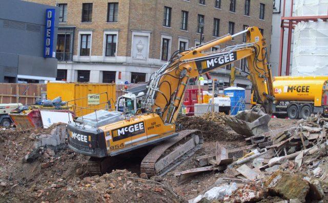 McGee to develop London underground shops complex