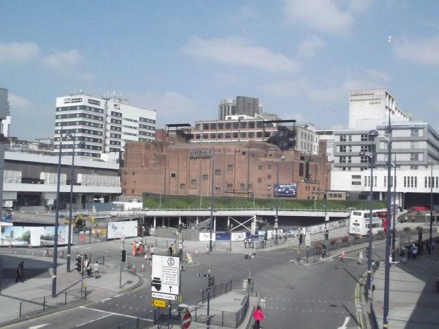 'Moda Living' plans for raising Birmingham residential tower