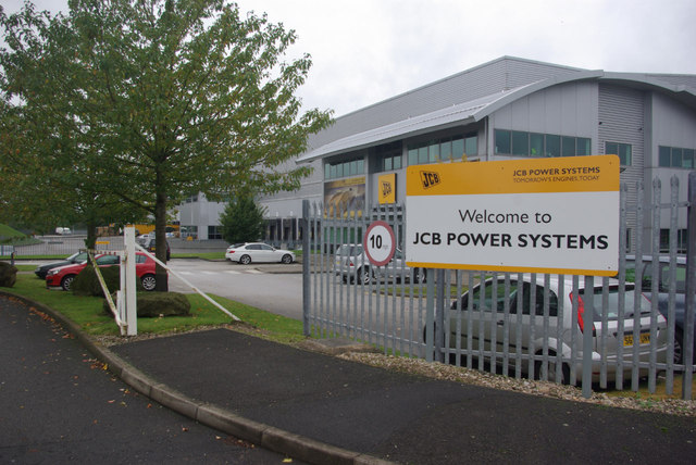 JCB plans to cut the workforce