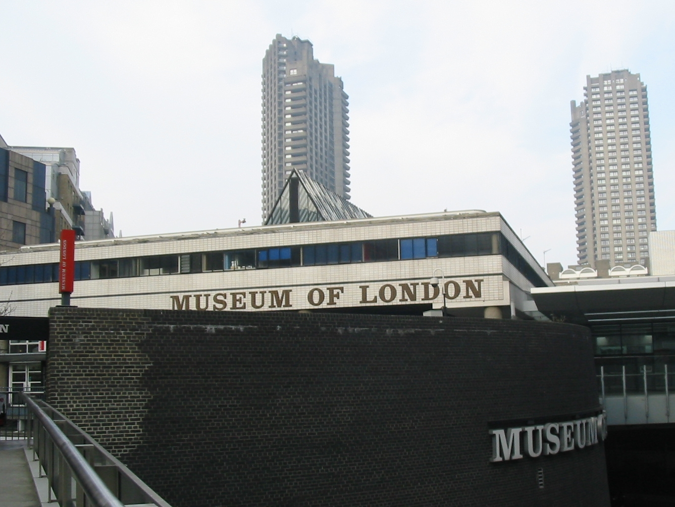 Works for new £337m Museum of London site approved