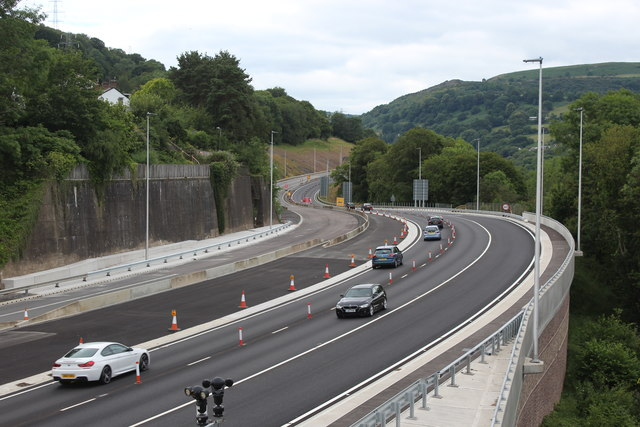 Heads of Valley final dualling names the bidding winner for £500m project