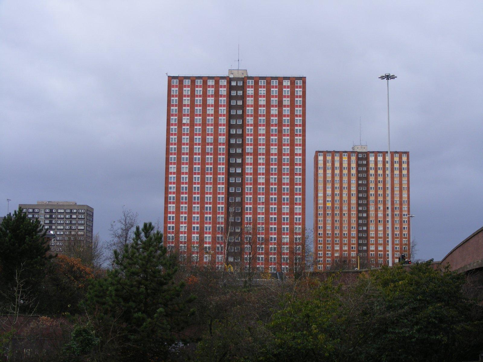 Salford tower