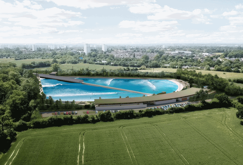 surf park near Birmingham worth £25m