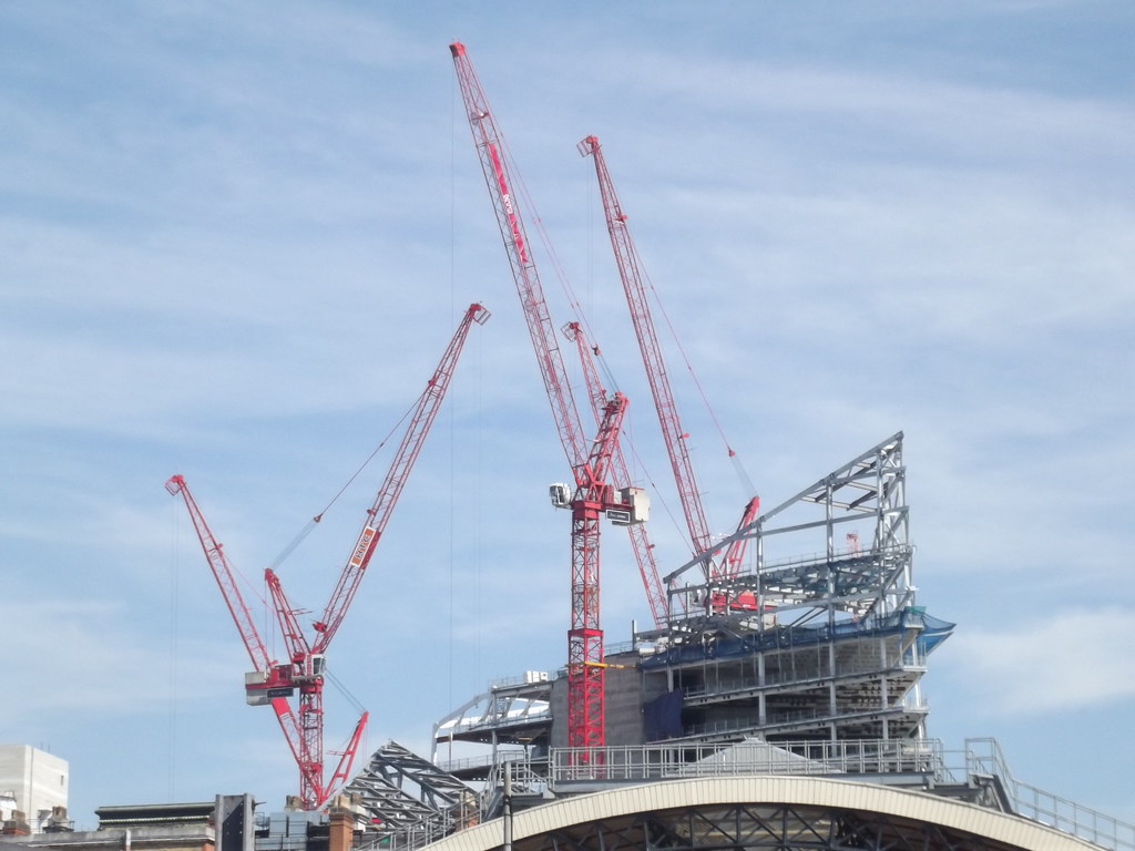 New Victoria scheme construction worth £185m works to start