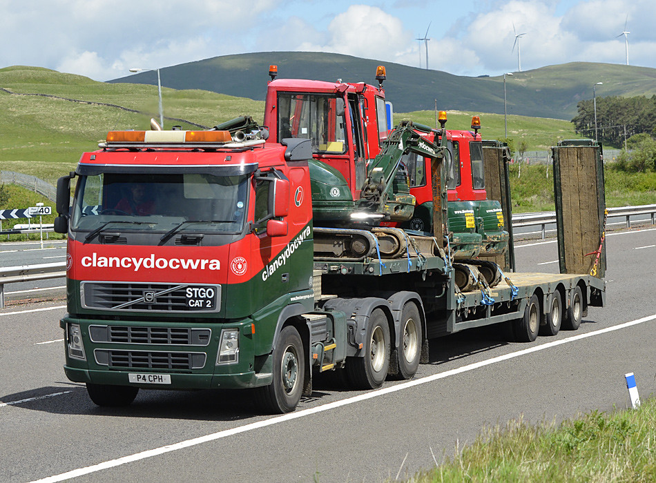 Clancy exits multi-utility work whilst dropping Docwra