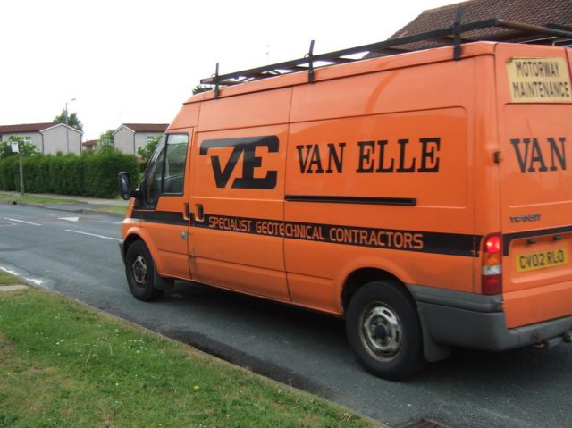 Van Elle succeeds deal with HS2 for ground improvement