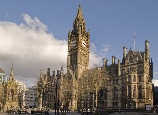 Manchester schemes totalling over £1bn worth set to go ahead