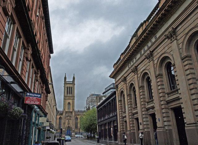 Glasgow main square revamp to start after design team got shortlisted