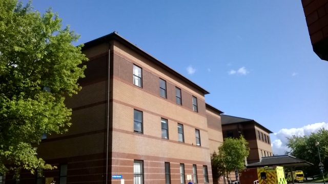 Rebuilding plans on the go for North Manchester hospital