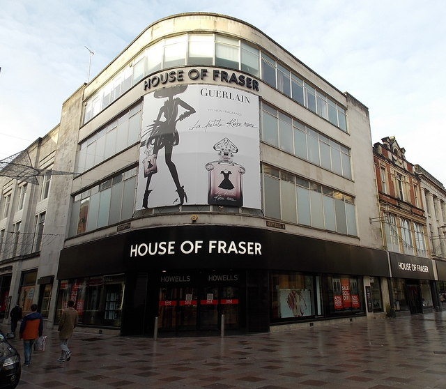 House of Fraser to be redeveloped as offices building in Manchester