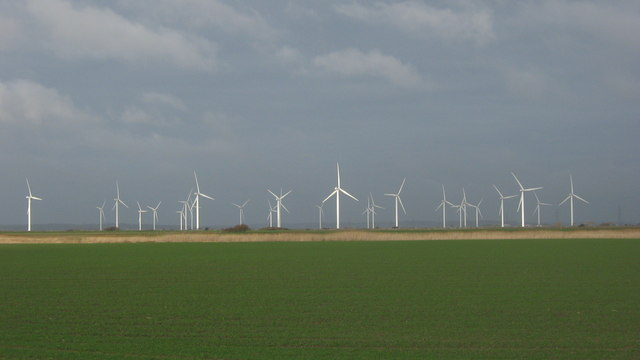 Report generated for £300m onshore wind farm