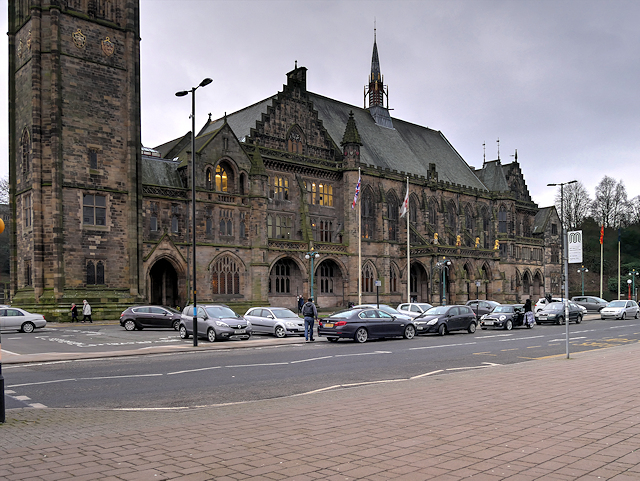 Refurbishment works on-the-go for Rochdale Town Hall