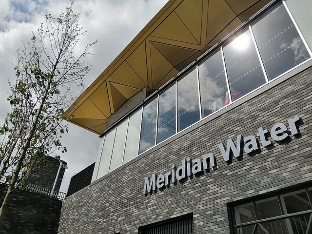 Film studio deal consent at Meridian Water development