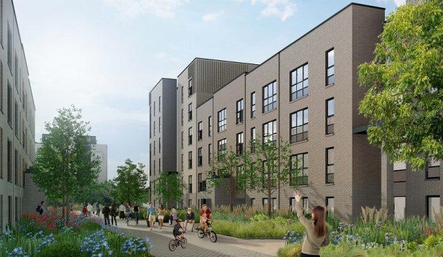 Scotland's largest net zero housing scheme approved by Edinburgh City Planners